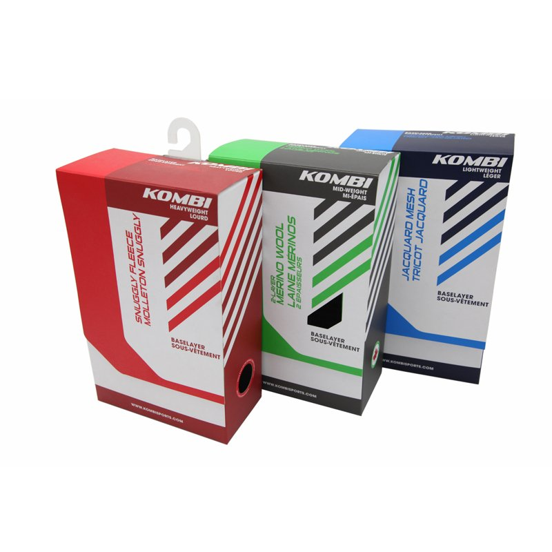 Clothes Paper Paper Packaging Boxes for Sports Wear