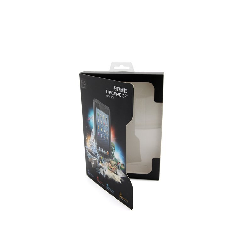 Paper Packaging Box with Hook for Phone Gift