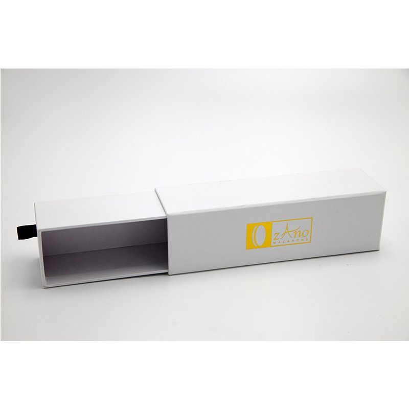 High Quality Paper Packaging Box with Gold Foil Stamping